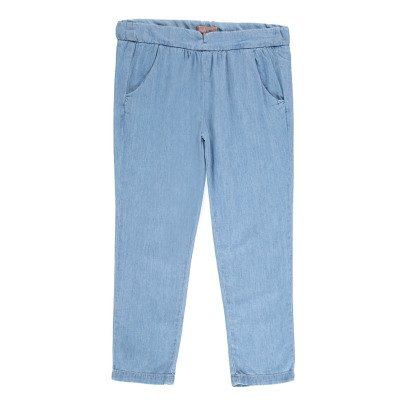 Emile et Ida Pantalon Chambray-product