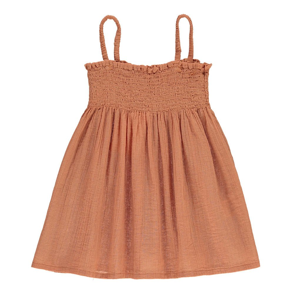 Crepe Smocked Top-product