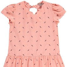 Emile et Ida Bird Jacquard Dress-product