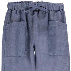 Emile et Ida Linen & Cotton Trousers-product