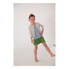 NICE THINGS MINI Lurex Cardigan -listing
