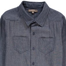 Emile et Ida Chambray Shirt-product