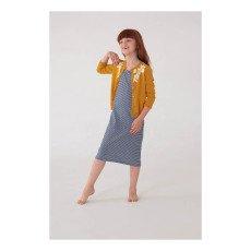 NICE THINGS MINI Vestido Largo Rayas-listing