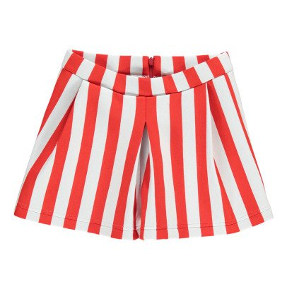 Milk on the Rocks Short Rayas en Neopreno Sporty-listing
