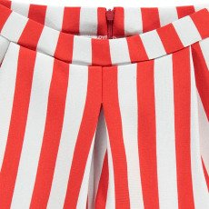 Milk on the Rocks Sporty Neoprene Striped Shorts-listing