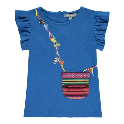 Milk on the Rocks Tamatia Frida Bag Frilly Top-listing