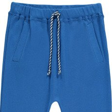 Milk on the Rocks Peanut Rib Harem Jogging Bottoms-listing