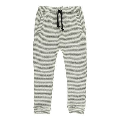 Milk on the Rocks Jogger Bombacho Rayas Peanut-listing