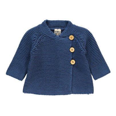 Bonton Moss Stitch Jacket-product