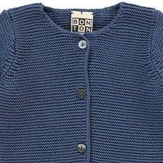 Bonton Moss Stitch Cardigan-product