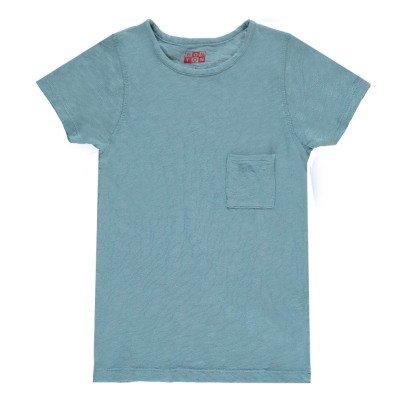 Bonton Flecked T-Shirt with Pocket-product