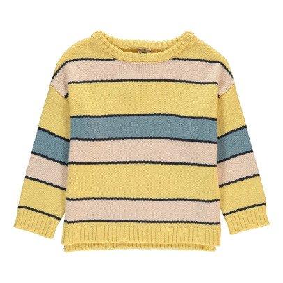 Bonton Pullover Rayas -product