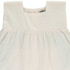 Bonton Lion Broderie Anglaise Blouse + Bloomers-product