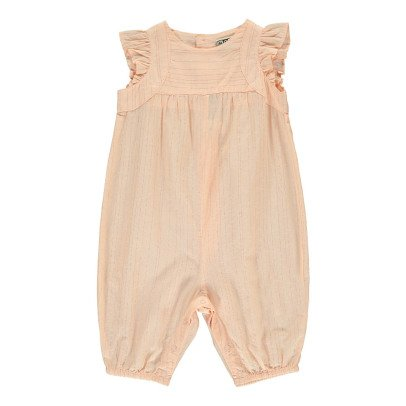 Bonton Unicorn Lurex Striped Playsuit-product