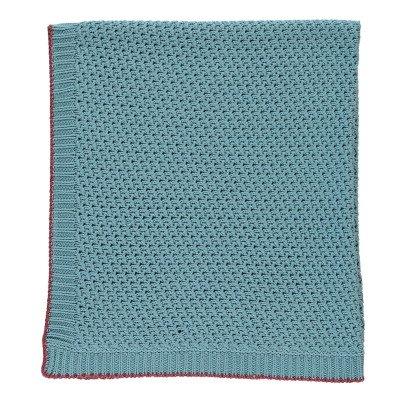 Bonton Knitted Blanket-listing