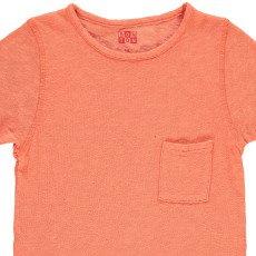 Bonton Flecked T-Shirt with Pocket-listing