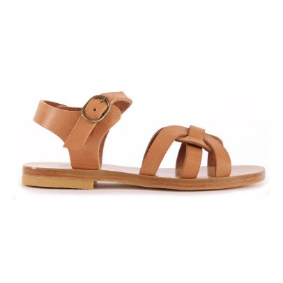 Bonton Leather Sandals-product
