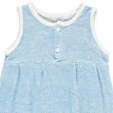 Bonton Checked Romper-product