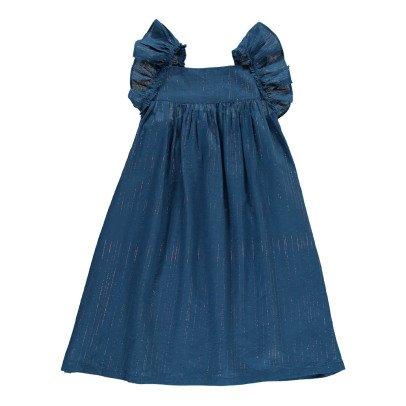 Bonton Lambada Lurex Striped Dress-product