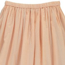 Bonton Inox Lurex Striped Maxi Skirt-product