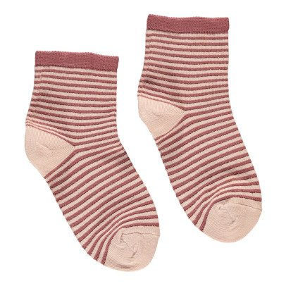 Bonton Lurex Striped Socks-product
