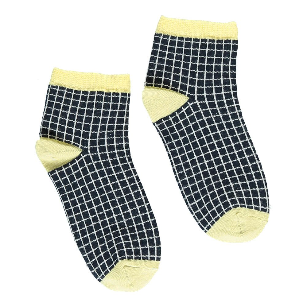 Checked Socks-product