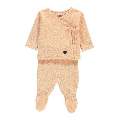 Bonton Camiseta Cruzada + Pantalón Nacimiento-product