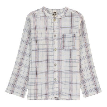 Bonton Jitalien Checked Shirt-listing