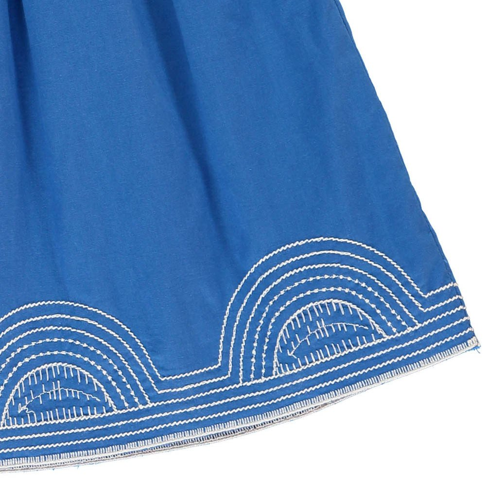Leia Embroidered Skirt-product