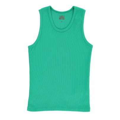 Bonton Ribbed Vest Top-product