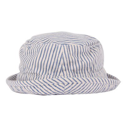Bonton Ascot Striped Bucket Hat-listing