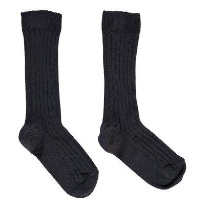Bonton Ribbed Socks-product