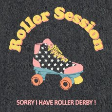 Bonton Rollerblade Tote Bag-listing
