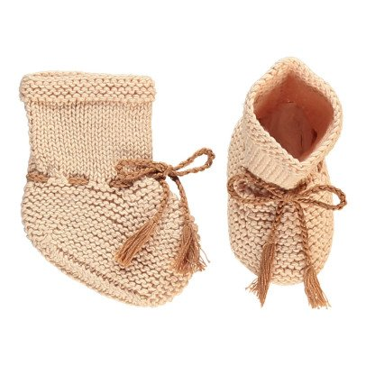Bonton Chaussons Point Mousse-listing