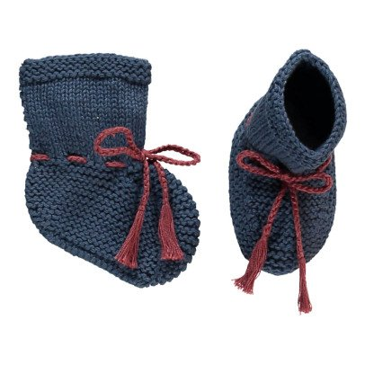 Bonton Moss Stitch Socks-product