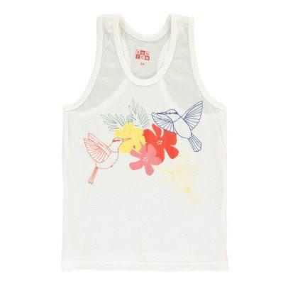 Bonton Hummingbird Vest Top-listing