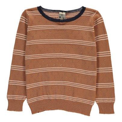 Bonton Pullover Rayas Calado-product