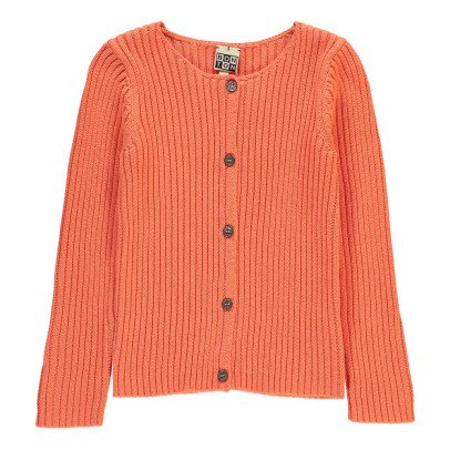 Bonton Ribbed Cardigan-product