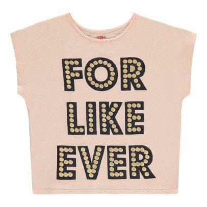 "Bonton T-shirt ""For Like Ever""-listing"