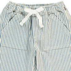 Bonton Dolphin Striped Trousers-product
