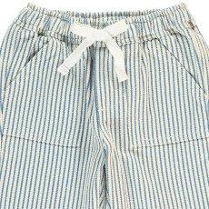 Bonton Pantalon Rayé Dauphin-listing