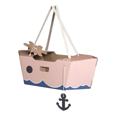 Mister Tody Cardboard Boat Costume-listing