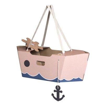 Mister Tody Déguisement bateau en carton-listing