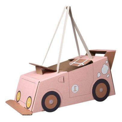 Mister Tody Cardboard Car Costume-listing
