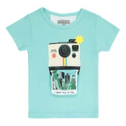 Milk on the Rocks T-shirt Polaroid -listing