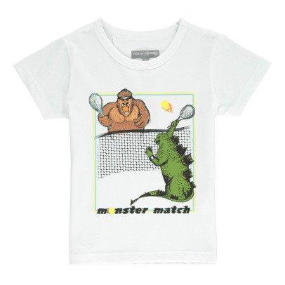 Milk on the Rocks T-shirt Monster -listing