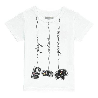 Milk on the Rocks T-shirt Video -listing