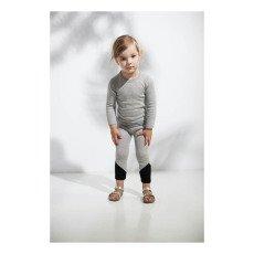 Bacabuche Zweifarbige Leggigs-Hose aus Pima-Baumwolle -listing