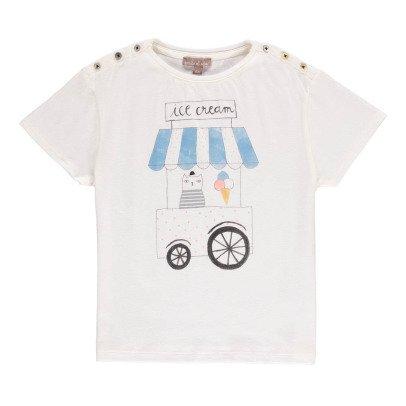 Emile et Ida T-shirt Glacier-listing