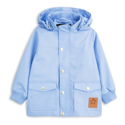 Mini Rodini Parka Capucha Impermeable-product